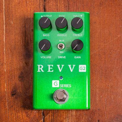 Revv G2 Pedal Green