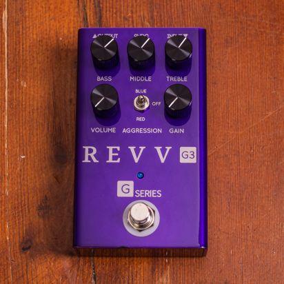 Revv G3 Pedal
