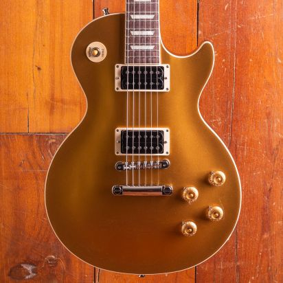 Gibson Slash Les Paul Goldtop Dark Back