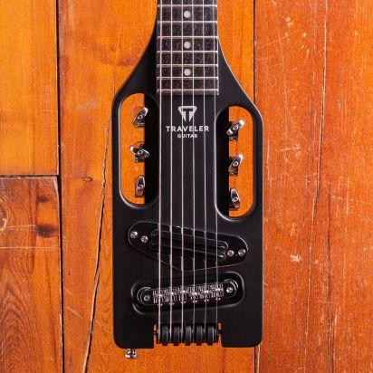 Traveler Guitar Ultra Light Electric Black