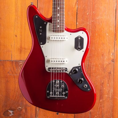 Fender American Pro Jaguar Rosewood, Candy Apple Red
