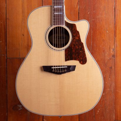 D'Angelico Excel GA body, Natural