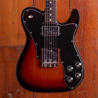 Fender American Original 1970s Tele Custom, Rosewood, 3 Tone Sunburst