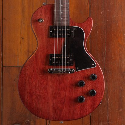 Gibson Les Paul Special Tribute Humbucker Rosewood Fingerboard Vintage Cherry Satin