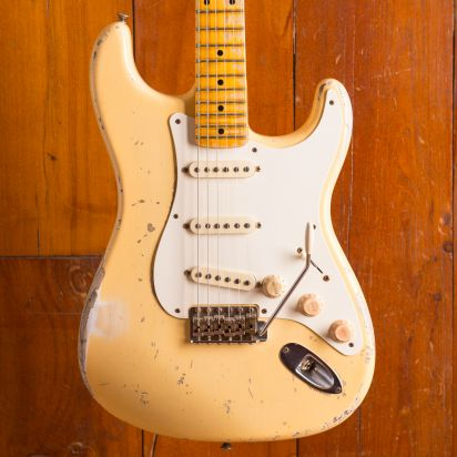 Fender CS 1957 Strat masterbuilt Jason Smith