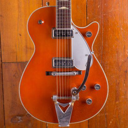 Gretsch CS G6128-CS Orange Sparkle
