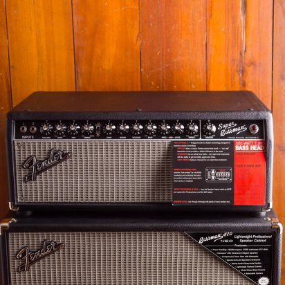 Fender Super Bassman PR1160
