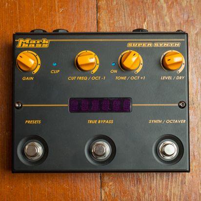 Mark Bass Super Synth