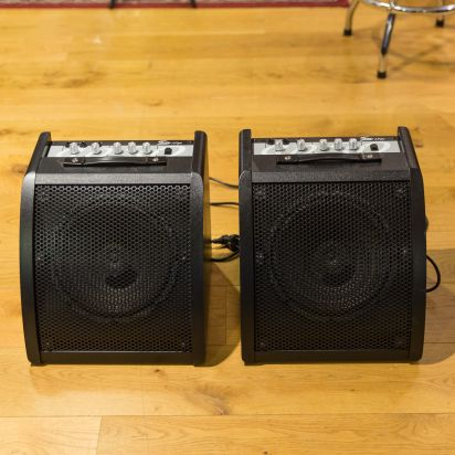 Fame AP30 (2x) drummonitors