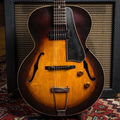 Gibson ES125 - P90 Vintage Sunburst