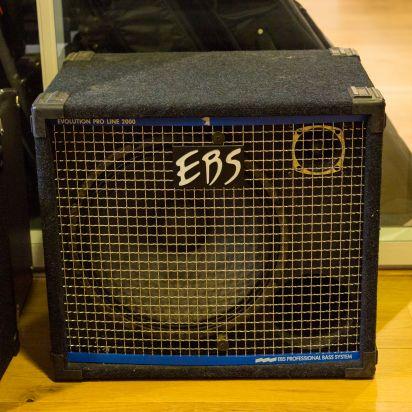 EBS-300 Evolution Proline 2000