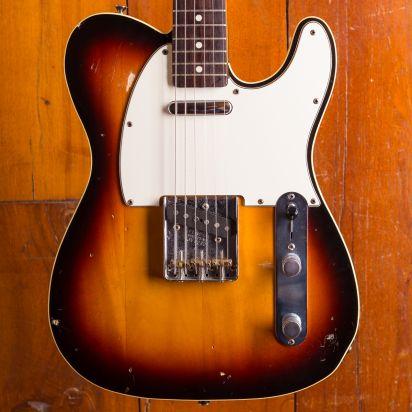 Fender Telecaster 1962 RI JV Series