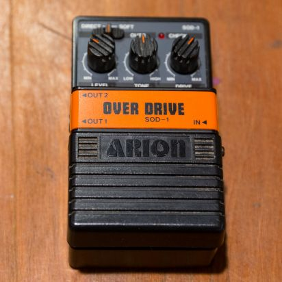 Arion Overdrive