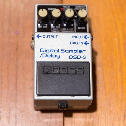 BOSS DSD-3 Japan