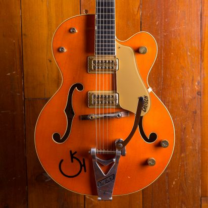 Gretsch 6120-1959 Gretsch Orange