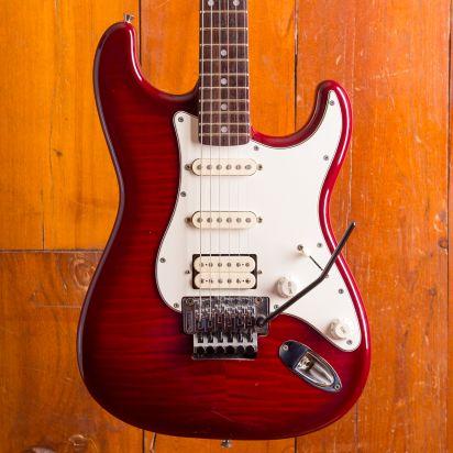 Fender MIJ HSS Stratocaster Floyd Rose