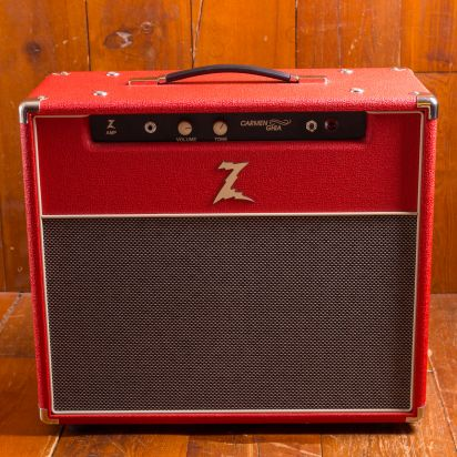 Dr. Z Amplification Carmen Ghia Combo 2X10