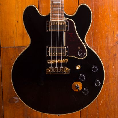 Epiphone BB King Lucille ES