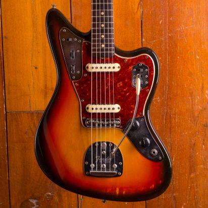 Fender 1963 Vintage Jaguar Refin