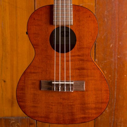 Kala Exotic Mahogany Tenor Ukulele with EQ