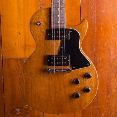 Gibson Les Paul Special Tribute Humbucker Rosewood Fingerboard Natural Walnut Satin