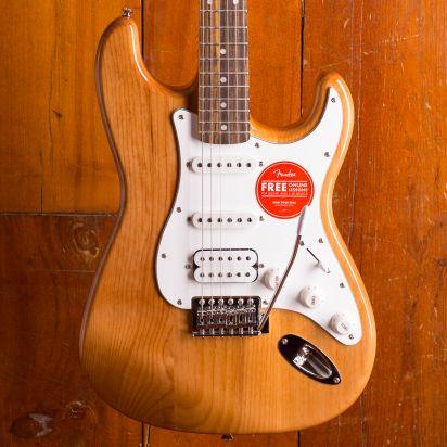 Squier FSR Affinity Stratocaster HSS, Laurel Fingerboard, Natural