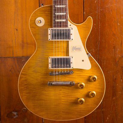 Gibson CS 1959 Les Paul Standard Reissue VOS, Lemon Burst
