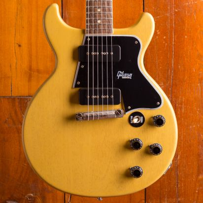 Gibson CS 1960 Les Paul Special Double Cut Reissue VOS, TV Yellow