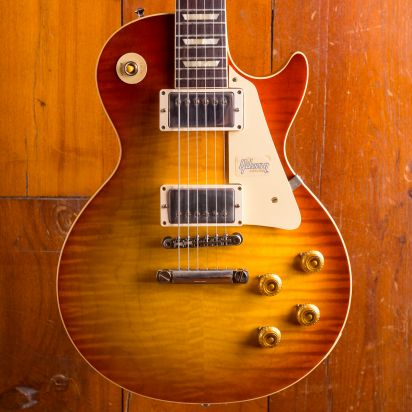 Gibson CS 60th anniversary Les Paul Standard V1 Rosewood Fingerboard VOS Antiquity Burst