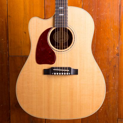 Gibson J-45 Rosewood Lefty, Antique Natural