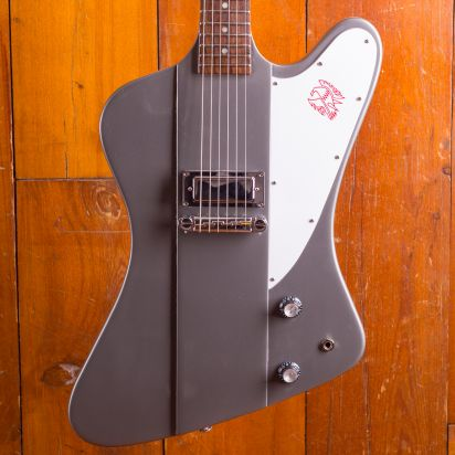 Gibson Firebird I Silver Mist, Silver Metallic