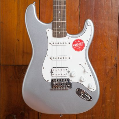 Squier Affinity Series HSS Stratocaster Indian Laurel Fingerboard Slick Silver