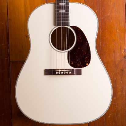 Martin Custom Shop DSS All White