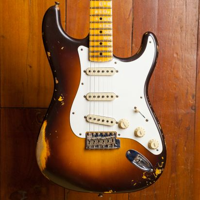 Fender CS LTD 1959 Strat Heavy Relic FAC