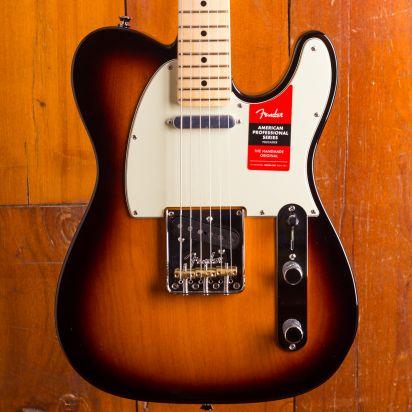 Fender American Pro Tele MN 2TS (Ash) 2 Color Sunburst