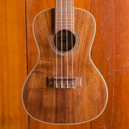 Kala Solid Acacia Concert Ukulele