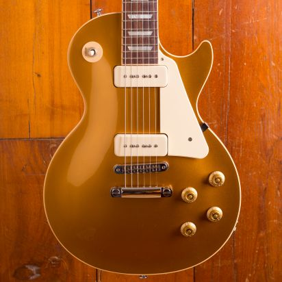 Gibson Less Plus P-90 Gold Top