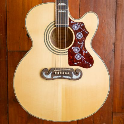 Epiphone EJ-200SCE/N, Natural