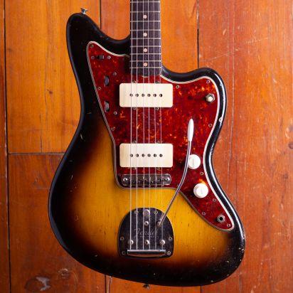 Fender Vintage 1960 Jazzmaster 3-Tone Sunburst