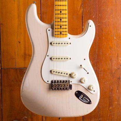 Fender CS 1956 Stratocaster Journeyman Relic Dale Wilson Masterbuilt