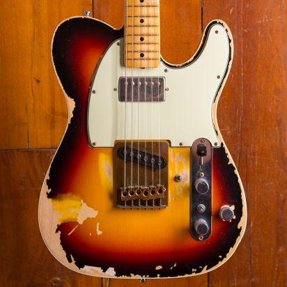Fender The Police  1961 Telecaster (heavy mods)