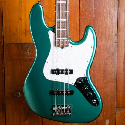 Fender Adam Clayton J-Bass, Sherwood Green metallic