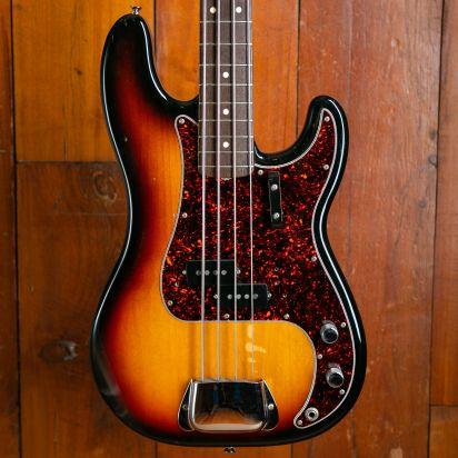 Fender Am Vintage 1962 P-Bass, 3TS
