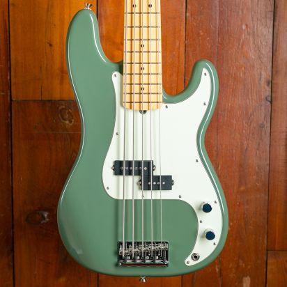 Fender American Pro P-bass V, Antique Olive