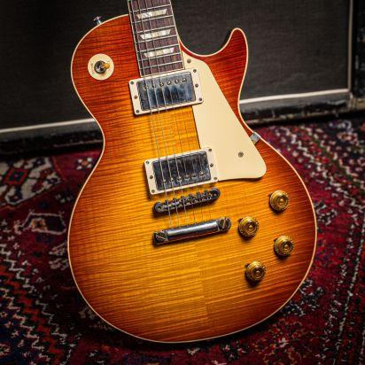 Gibson CS 1960 Les Paul M2M Max Guitar Limited Run #9, Antiquity Burst
