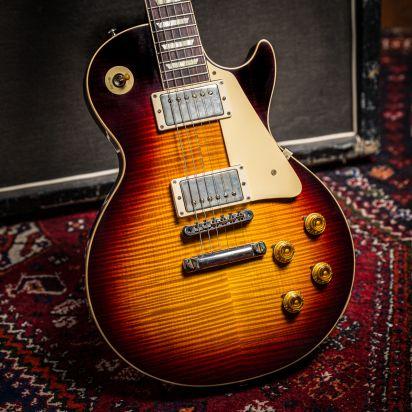 Gibson CS 1960 Les Paul M2M Max Guitar Limited Run #13, Dark Dutchburst