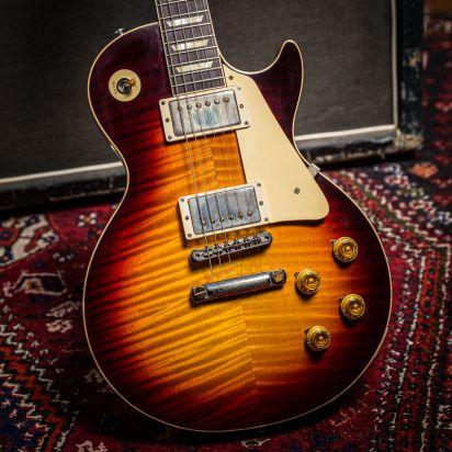 Gibson CS 1960 Les Paul M2M Max Guitar Limited Run #4, Dark Dutchburst