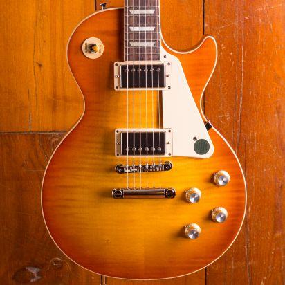 Gibson Les Paul Standard 1960s Rosewood Fingerboard Unburst