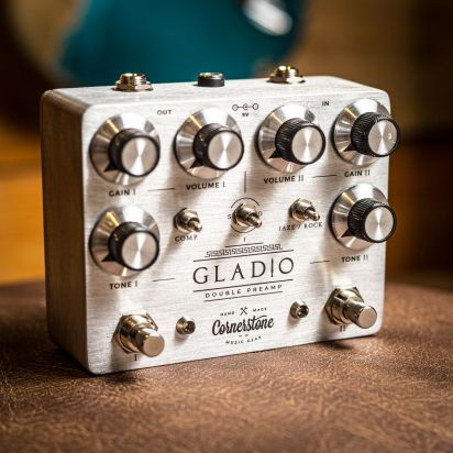 Cornerstone GLADIO  A Double Preamp