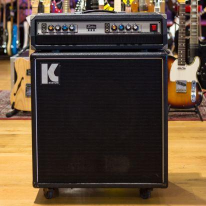 Kustom 130W Bass Set